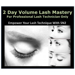 2 Day Volume Lash Mastery