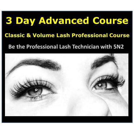 3 Day Advanced Course