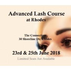 Advanced Lash Course
