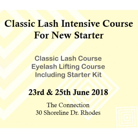 One Day Classic Lash Intensive Course