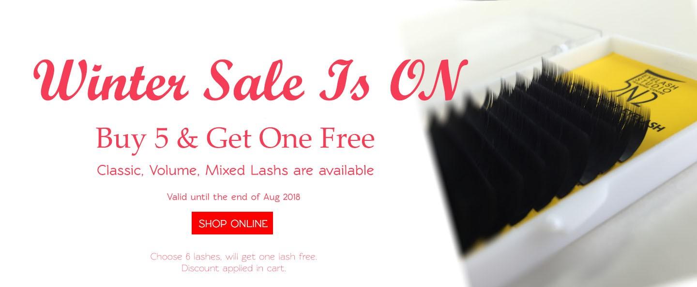 5N2 Eye Lash Big Sale