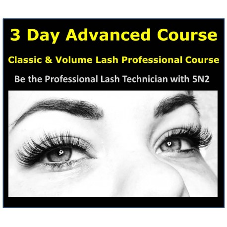 3 Day Advanced Course