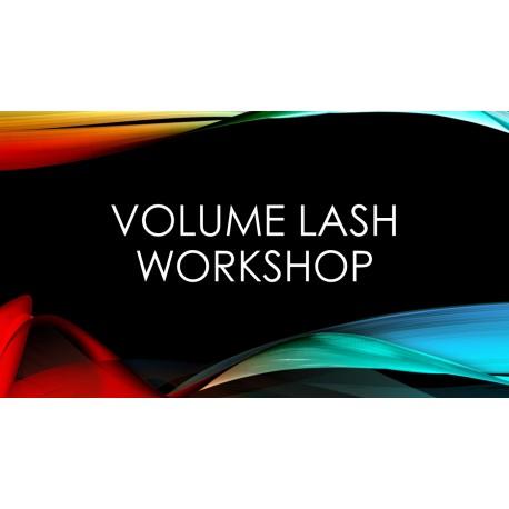 VOLUME LASH WORKSHOP